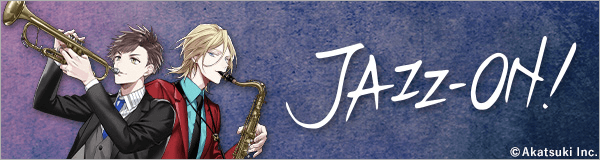 JAZZ-ON! OFFICIAL ONLINE SHOP